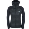 The North Face W's Verto Micro Hybrid Jacket TNF Black